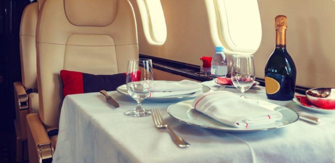 Veja como se livrar das armadilhas alimentares durante voos de longa duração