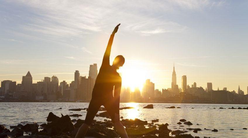 Melhore odesempenho nas corridas com a prática da ioga