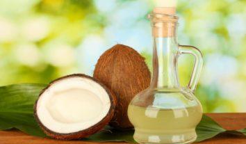 Óleo de coco ajuda a queimar calorias. Será?