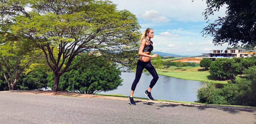 Melhore acorridacom foco no balanço, movimento e equilíbrio dos braços