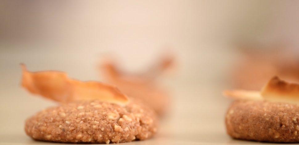 Aprenda a fazer uma receita de cookie low carb