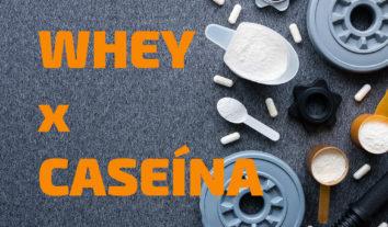 Whey protein x Caseína: qual o melhor suplemento de proteína?