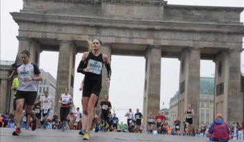 Babi Beluco descreve sua experiência na Maratona de Berlim: 'Realização pessoal'