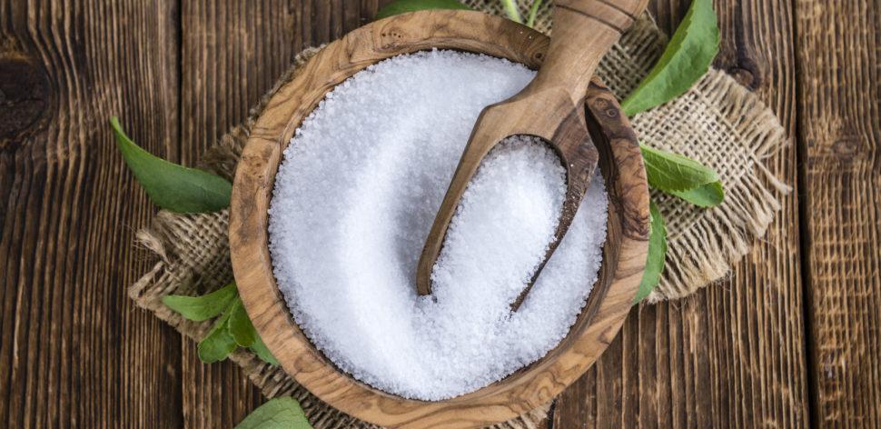 Stevia faz bem ao coração e controla o açúcar do sangue