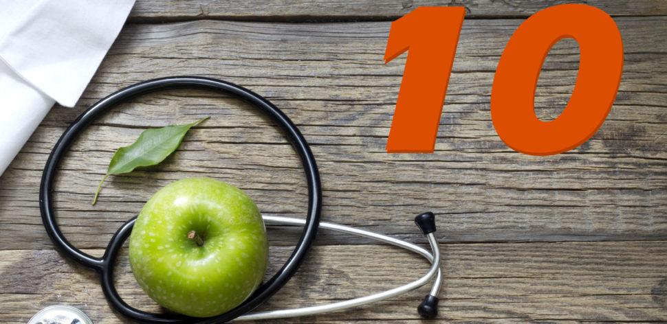 Conheça 10 truques de nutrição que ajudam na perda de peso
