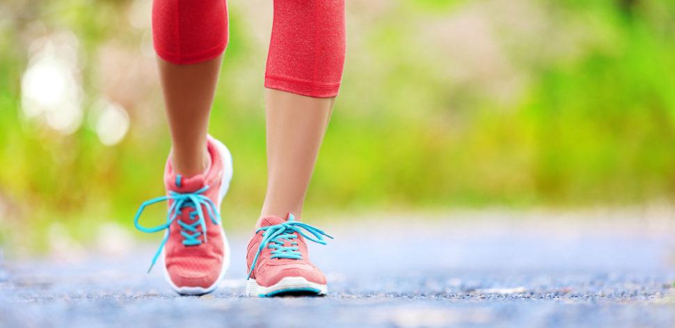 Caminhar previne morte precoce de mulheres