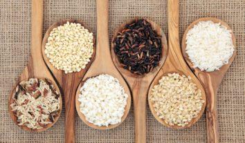 Conheça os vários tipos de arroz e descubra como melhor consumi-los