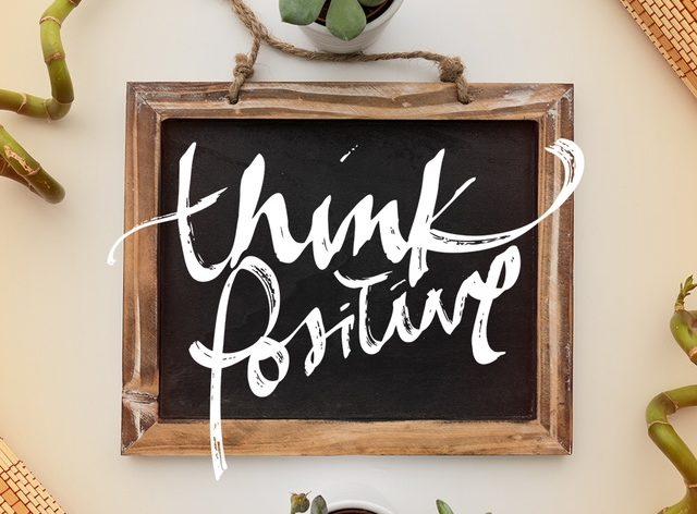 Otimismo pode te fazer ser mais saudável