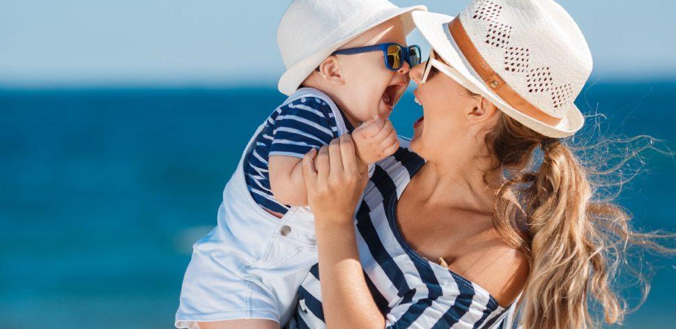 Hábitos saudáveis da mãe diminuem em 75% o risco de obesidade nos filhos, diz Harvard