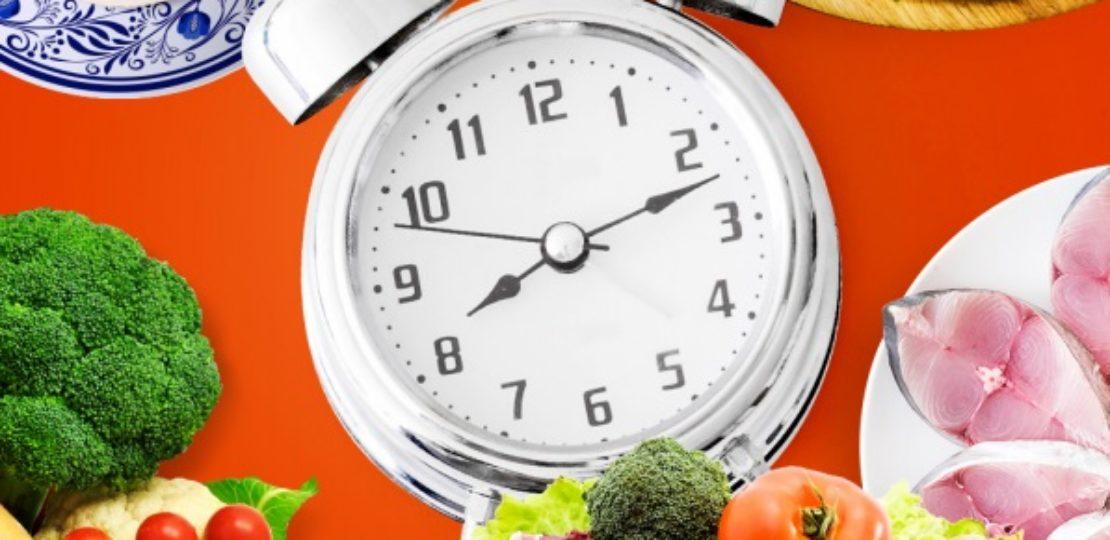 Quer ter saúde e perder peso? Então fique atento à hora que você come