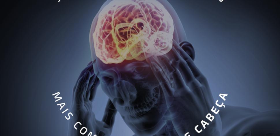 Saiba diferenciar os tipos mais comuns de dor de cabeça