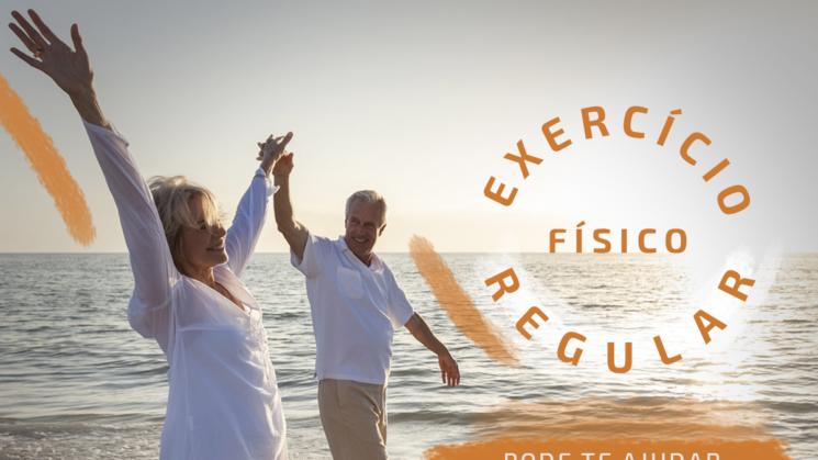 Exercício físico regular pode te ajudar a chegar aos 70 com preparo físico de um jovem