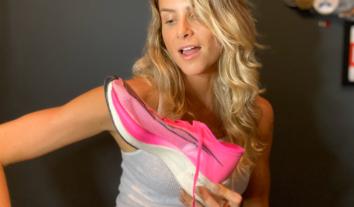 Conta aí Babi: Vaporfly next % da Nike
