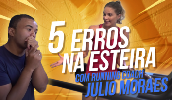 5 ERROS CLÁSSICOS PARA EVITAR NA ESTEIRA