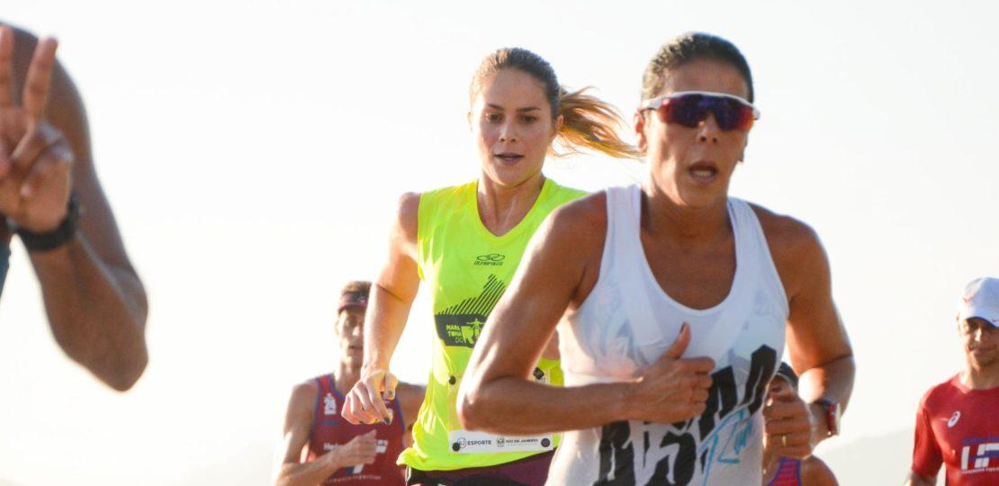 Mulheres na Maratona